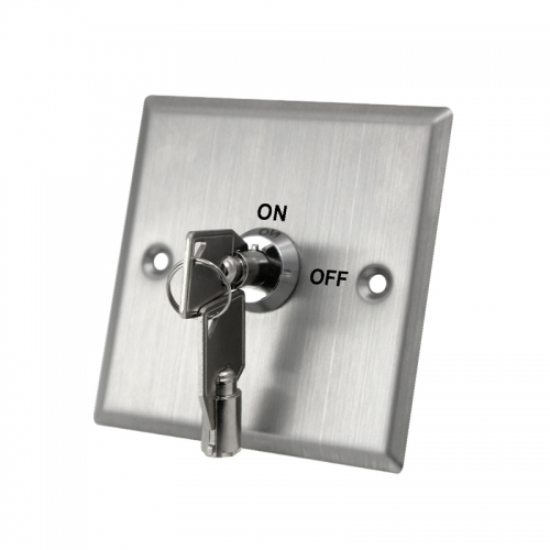 Stainless steel Emergency Key Switch button SAC-B87