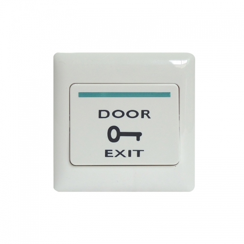 Plastic Push Button Door Access Controller Exit Button SAC-B11