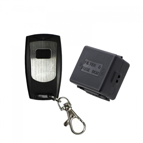 No Touch Wireless Exit Button with Remote Control SAC-R05