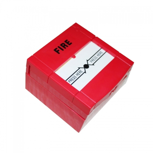 Red color Resetable Break Glass Fire Emergency Exit Release Button SAC-B34 HOT
