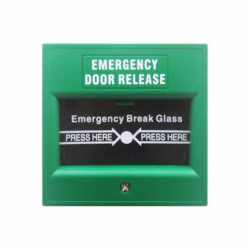 Break Glass Emergency Exit Release SAC-B31