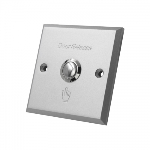 Aluminum Exit Push Button SAC-B22
